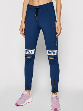 LaBellaMafia LaBellaMafia Κολάν 21010 Σκούρο μπλε Slim Fit