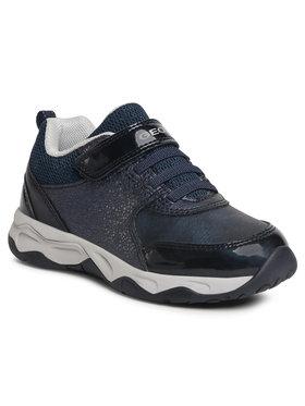 Geox Geox Laisvalaikio batai J Calco G. B J04CMB 0PVEW C4064 S Tamsiai mėlyna