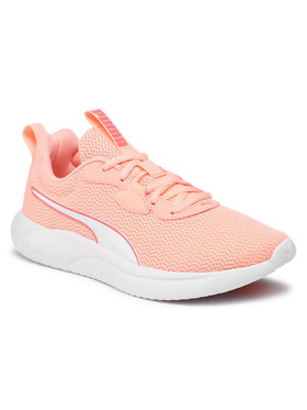 Puma Puma Buty Resolve Metallic Wn'S 195063 03 Różowy