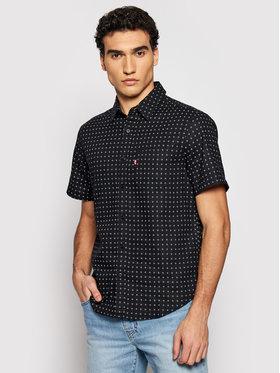 Levi's® Levi's® Hemd 86627-0057 Schwarz Standard Fit