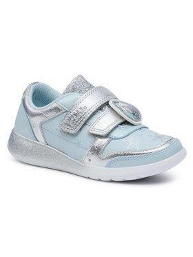 Clarks Clarks Sneakers Scape Ice K 261521786 Albastru