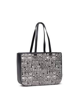 LOVE MOSCHINO LOVE MOSCHINO Torbica JC4156PP1DLE100A Crna