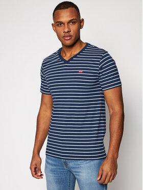 Levi's® Levi's® T-Shirt Original Housemarked 85641-0012 Tmavomodrá Standart Fit