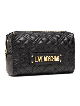 LOVE MOSCHINO LOVE MOSCHINO Kozmetická taštička JC5311PP0CKA0000 Čierna