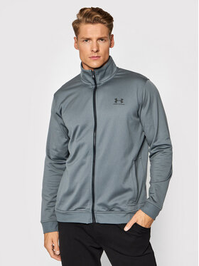 Under Armour Under Armour Majica dugih rukava Sportstyle Tricot 1329293 Siva Loose Fit