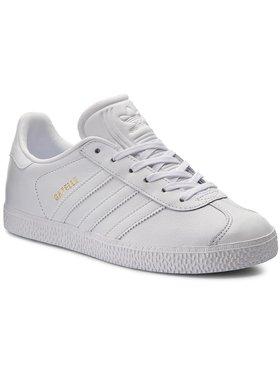 adidas adidas Обувки Gazelle J BY9147 Бял