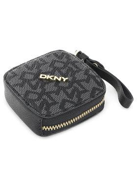 DKNY DKNY Калъф за слушалки Air Pod Dangle R13SJP78 Черен