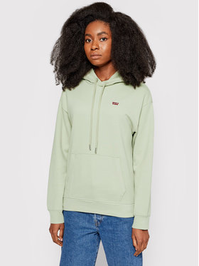 Levi's® Levi's® Bluză Standard 24693-0022 Verde Regular Fit