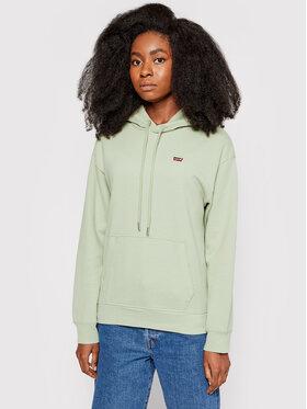 Levi's® Levi's® Bluza Standard 24693-0022 Zielony Regular Fit