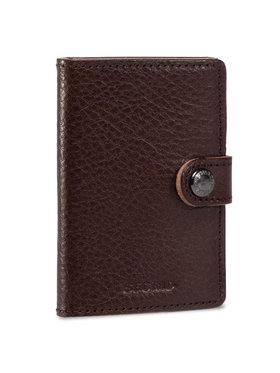 Secrid Secrid Malá pánská peněženka Miniwallet MVg Hnědá