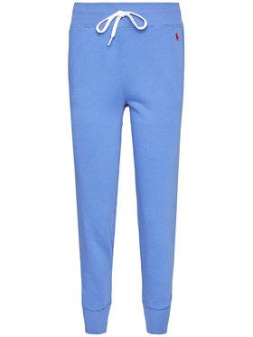 Polo Ralph Lauren Polo Ralph Lauren Pantaloni trening Akl 211794397006 Albastru Regular Fit