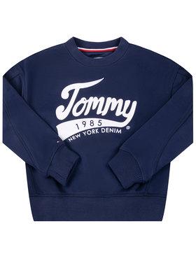 Tommy Hilfiger Tommy Hilfiger Sweatshirt 1985 KG0KG04955 M Dunkelblau Regular Fit