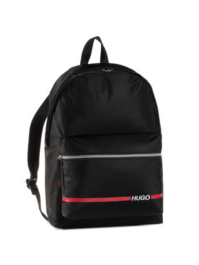 Hugo Hugo Sac à dos Record Rl_Backpack 50431644 Noir