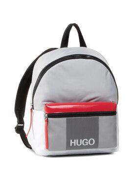 Hugo Hugo Sac à dos Record Backpack-N 50435096 Gris