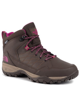 The North Face The North Face Chaussures de trekking Storm Strike II Wp T93RRRGTJ Marron