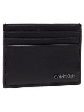 Calvin Klein Calvin Klein Θήκη πιστωτικών καρτών Cardholder 6CC K50K506385 Μαύρο