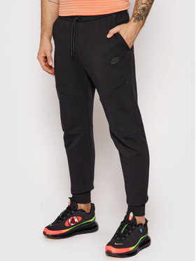 Nike Nike Teplákové nohavice Nsw Tech Fleece CU4495 Čierna Slim Fit