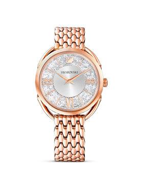 Swarovski Swarovski Zegarek Crystalline Glam Mb 5452465 Złoty