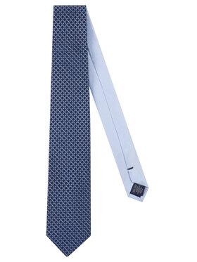 Tommy Hilfiger Tailored Tommy Hilfiger Tailored Krawatte Desing Tie TT0TT06884 Dunkelblau