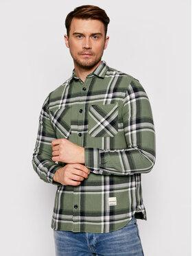 Jack&Jones Jack&Jones Риза Finder 12183581 Зелен Comfort Fit