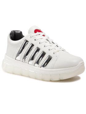 LOVE MOSCHINO LOVE MOSCHINO Sneakers JA15565G0BJA310B Bianco