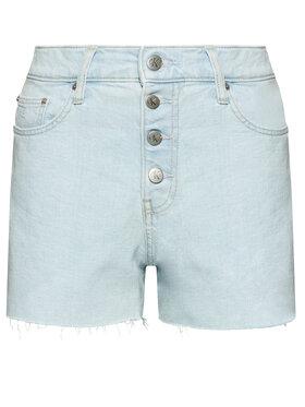 Calvin Klein Jeans Calvin Klein Jeans Pantaloni scurți de blugi J20J215898 Albastru Regular Fit