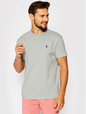 Polo Ralph Lauren Polo Ralph Lauren T-Shirt Classics 710811284004 Szary Regular Fit