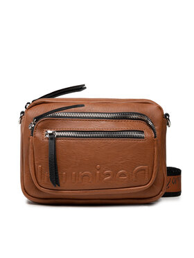 Desigual Desigual Τσάντα 21WAXPAX Καφέ