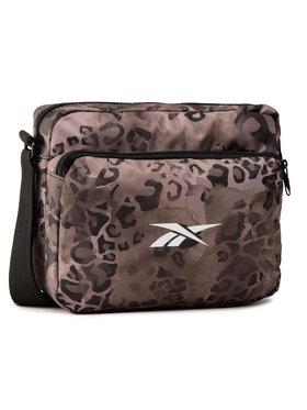 Reebok Reebok Umhängetasche W Wild Beau City Bag Bougry GT8771 Braun
