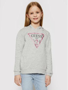 Guess Guess Džemperis J83Q14 K5WK0 Pilka Regular Fit