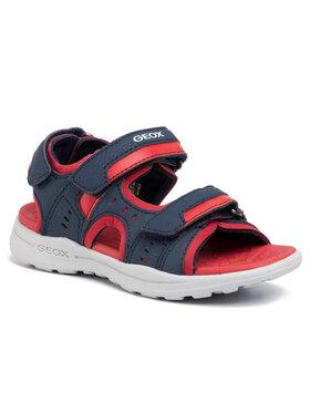Geox Sandále J Vaniett B. A J025XA 0CE15 C0735 S Tmavomodrá