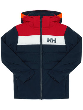 Helly Hansen Helly Hansen Kurtka narciarska Cyclone 41689 Granatowy Regular Fit