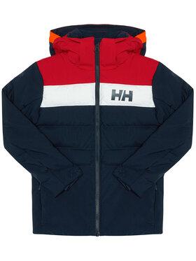 Helly Hansen Helly Hansen Lyžiarska bunda Cyclone 41689 Tmavomodrá Regular Fit