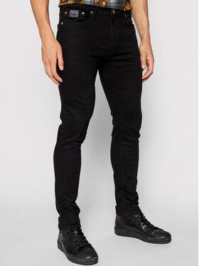 Versace Jeans Couture Versace Jeans Couture Дънки London 71GAB5K1 Черен Skinny Fit