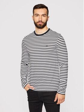 Calvin Klein Calvin Klein Majica dugih rukava Liquid Touch Stripe K10K107280 Šarena Regular Fit
