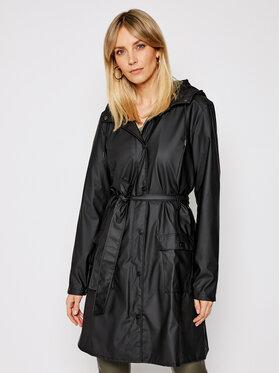 Rains Rains Veste imperméable Curve 1206 Noir Slim Fit