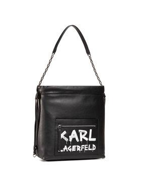KARL LAGERFELD KARL LAGERFELD Táska 206W3062 Fekete