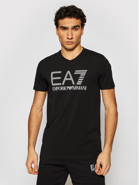 EA7 Emporio Armani EA7 Emporio Armani T-Shirt 3KPT57 PJ03Z 1200 Schwarz Regular Fit