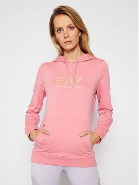 EA7 Emporio Armani EA7 Emporio Armani Sweatshirt 8NTM40 TJ31Z 1436 Rosa Regular Fit