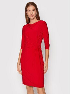Lauren Ralph Lauren Lauren Ralph Lauren Kasdieninė suknelė 250768180015 Raudona Regular Fit