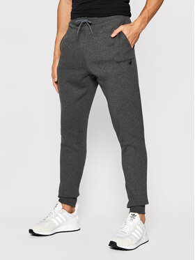 New Balance New Balance Spodnie dresowe C C F Pant MP03904 Szary Athletic Fit