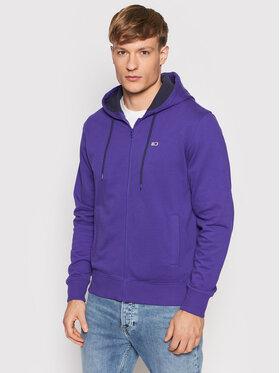 Tommy Jeans Tommy Jeans Sweatshirt Essential DM0DM11629 Violett Regular Fit