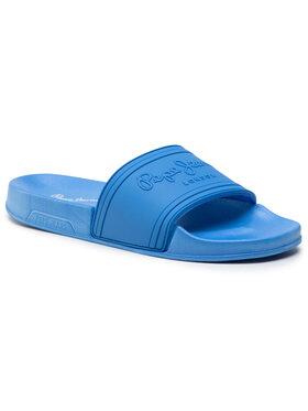Pepe Jeans Pepe Jeans Papucs Slider Unisex PLS70081 Kék