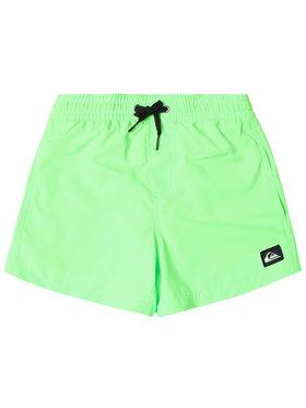 """Quiksilver Quiksilver Pantaloni scurți pentru înot Everyday 13"""" EQBJV03254 Verde Regular Fit"""