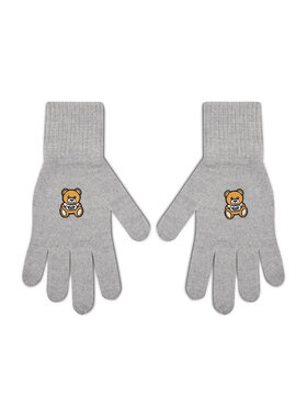 MOSCHINO MOSCHINO Дамски ръкавици 65162 0M2097 Сив