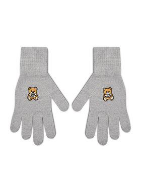 MOSCHINO MOSCHINO Ženske rukavice 65162 0M2097 Siva