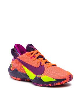Nike Nike Buty Freak 2 Se (Gs) CZ4177 800 Pomarańczowy