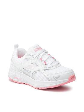 Skechers Skechers Scarpe Go Run Consistent 128075/WPK Bianco