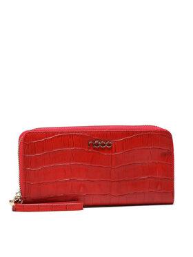 Nobo Nobo Великий жіночий гаманець NPUR-LI0063-C005 Червоний