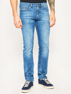 Boss Boss Jeans Slim Fit Delaware3-1+ 50426410 Blu Slim Fit